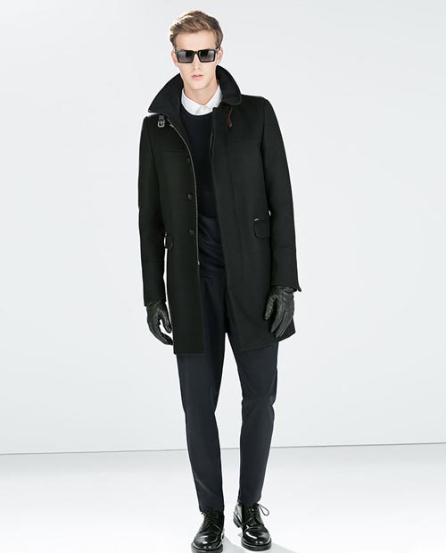جدیدترین مدل های شیک پالتو مردانه و پسرانه 2015