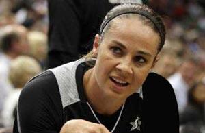 نخستین مربی زن تاریخ لیگ حرفه ای NBA! +عکس