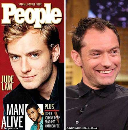 جذاب ترین بازيگران مرد به انتخاب مجله People+عکس