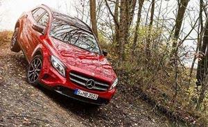 معرفی بهترین خودروهای شاسی بلند 2014 +عکس