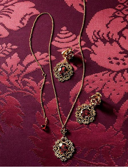 مدل های جدید زیورآلات Dolce & Gabbana