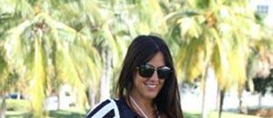 "زن زیبا روی داور فوتبال سری ""A"" ایتالیا! +تصاویر"