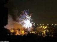 انفجارکارخانه ساخت وسایل آتش بازی در آمریکا +عکس