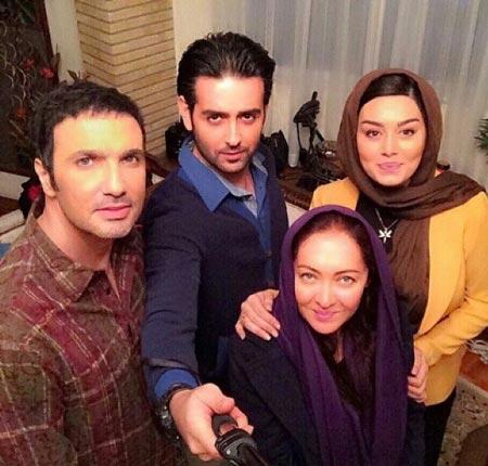 ع هایی از چهره های معروف ایران در شبکه های اجتماعی