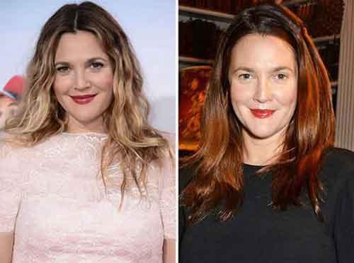 تغییر چهره ی سوپراستارهای هالیوودی با تغییر رنگ مو