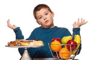 مشکلات چاقی اضافه وزن در کودکان