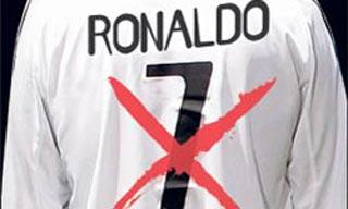 نحوۀ به وجود آمدن لقب CR7 برای رونالدو! +عکس