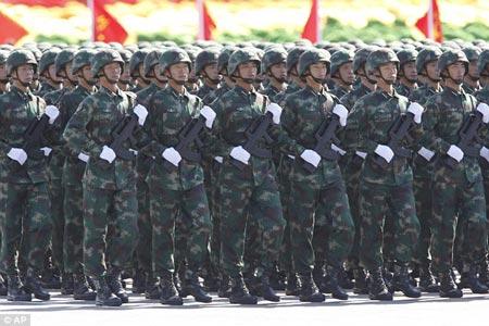 سلاح لیزری جدید نظامی ارتش سرخ چین +عکس