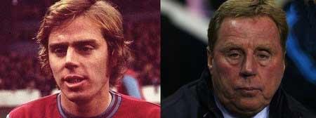 عکس های مشهورترین مربیان فوتبال از جوانی تا پیری!