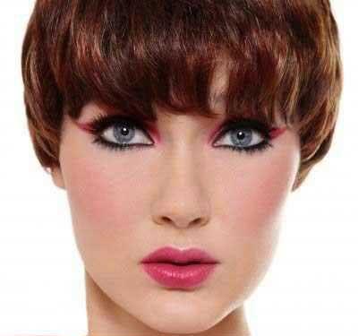 مدل های جدید آرایش صورت نامزدی 2015