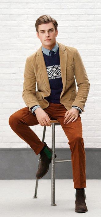 انواع مدل های جدید لباس مردانه Gant