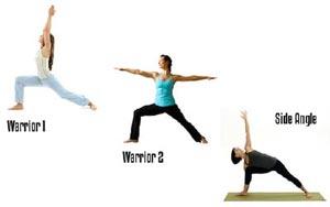 کاهش استرس و افزایش قدرت به کمک حرکات یوگا +عکس