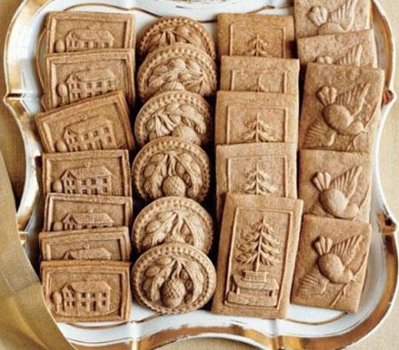 طرز تهیه شیرینی های مخصوص شب کریسمس