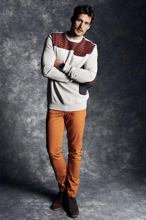 انواع مدل های جدید لباس مردانه Sam Webb
