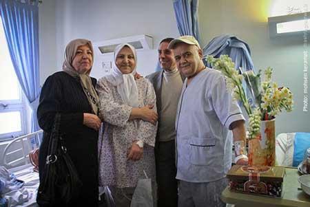 تصاویر بیمارستان پارس تهران