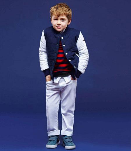 انواع مدل های جدید لباس زمستانی دخترانه ، پسرانه Peuterey