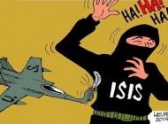 اجساد دختران کرد کشته شده توسط داعش +عکس