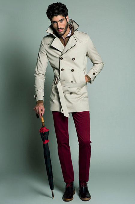 انواع مدل های جدید لباس مردانه El-Burgues