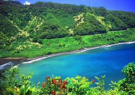 عکس های زیباترین جزیره جهان