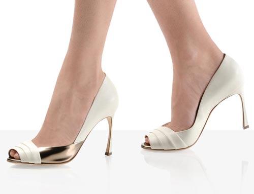 انواع مدل های کفش زنانه Sergio Rossi