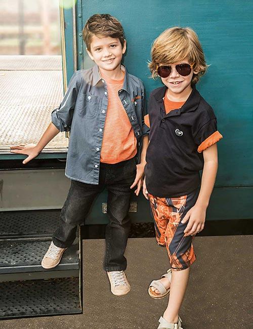 انواع مدل های جدید لباس اسپورت پسرانه tigor t.tigre