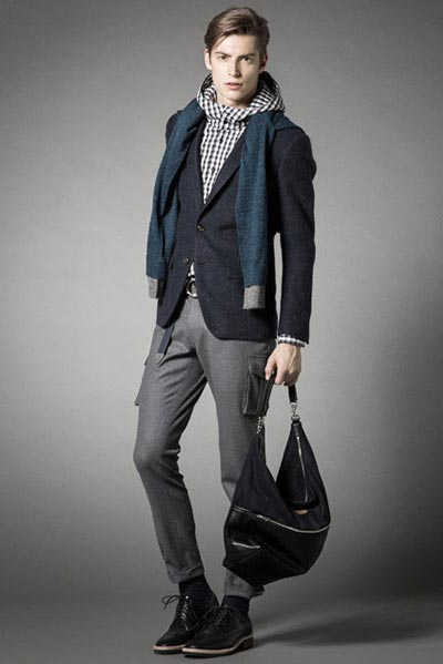 انواع مدل های جدید لباس مردانه HALB