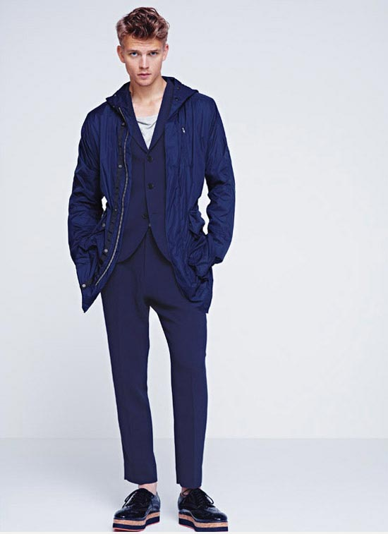مدل های جدید لباس مردانه H&M