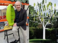 درختی که از خود برق تولید می کند! +عکس