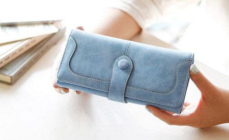 مدل های جدید کیف پول دخترانه