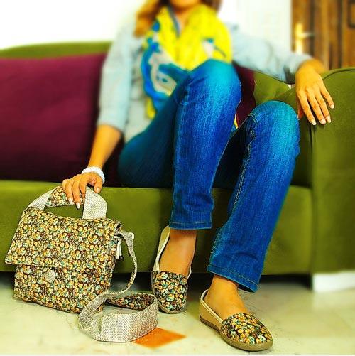 انواع مدل های جدید کیف و کفش کادو کادو
