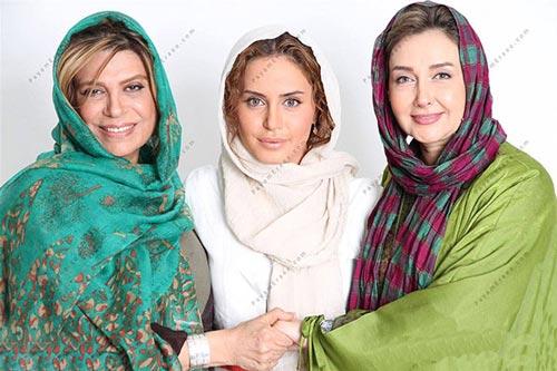 عکس های جدید آتلیه بازیگران زن ایرانی