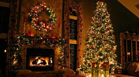 سری دوم دکوراسیون و تزیینات کریسمس 2015