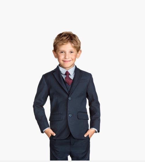 مدل های جدید کت و جلیقه پسرانه H&M