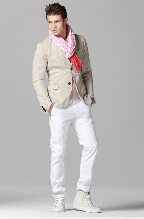 انواع مدل های جدید لباس مردانه اسپرت Gaudi