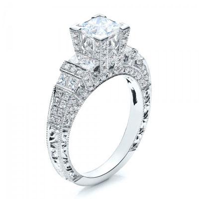 انواع مدل های جدید انگشترهای گران قیمت