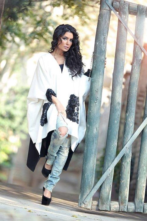 مدل های جدید لباس پاییزی و زمستانی زنانه Donya
