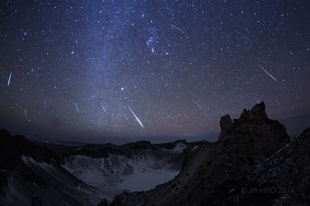 عکس های برتر ناسا در ماه گذشته