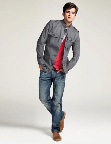 جدیدترین مدل های لباس مردانه H&M