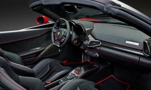 رونمایی از خودروی جدید فراری سرجیو +عکس