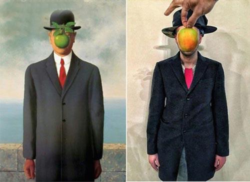 خلق جالب آثار هنری با وسایل معمولی +عکس