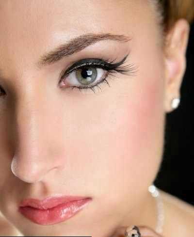 مدل های جدید آرایش صورت نامزدی 2017