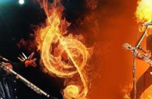 موسیقی شیطان پرستان با الهام گیری از انجیل شیطانی !