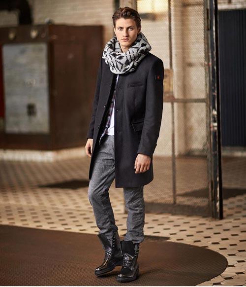 انواع مدل های جدید لباس مردانه Strellson