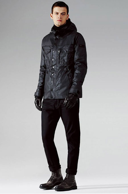 انواع مدل های حدید لباس مردانه Peuterey