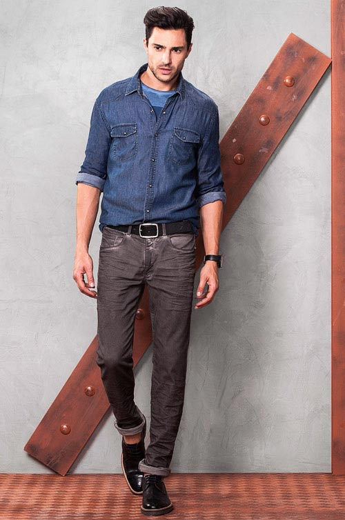 انواع مدل های جدید لباس مردانه اسپرت Vrsaopaulo