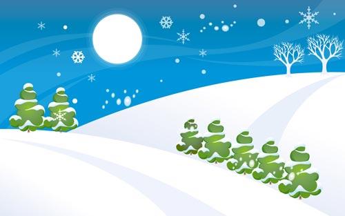 کارت پستال جدید تبریک کریسمس 2016