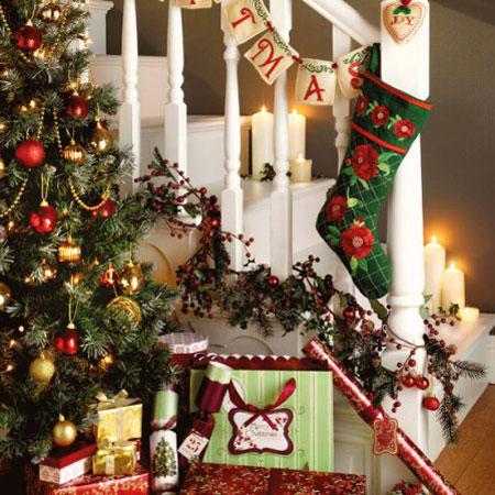 سری سوم دکوراسیون و تزیینات کریسمس 2015
