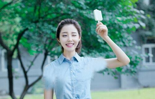 دختر معروف به دختر بستنی!+عکس