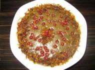 طرز تهیه آش آذری یا آش انار (مخصوص شب یلدا)