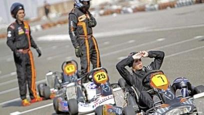 دختران ایرانی عاشق سرعت +عکس